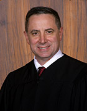 Portrait of Justice David K. Overstreet